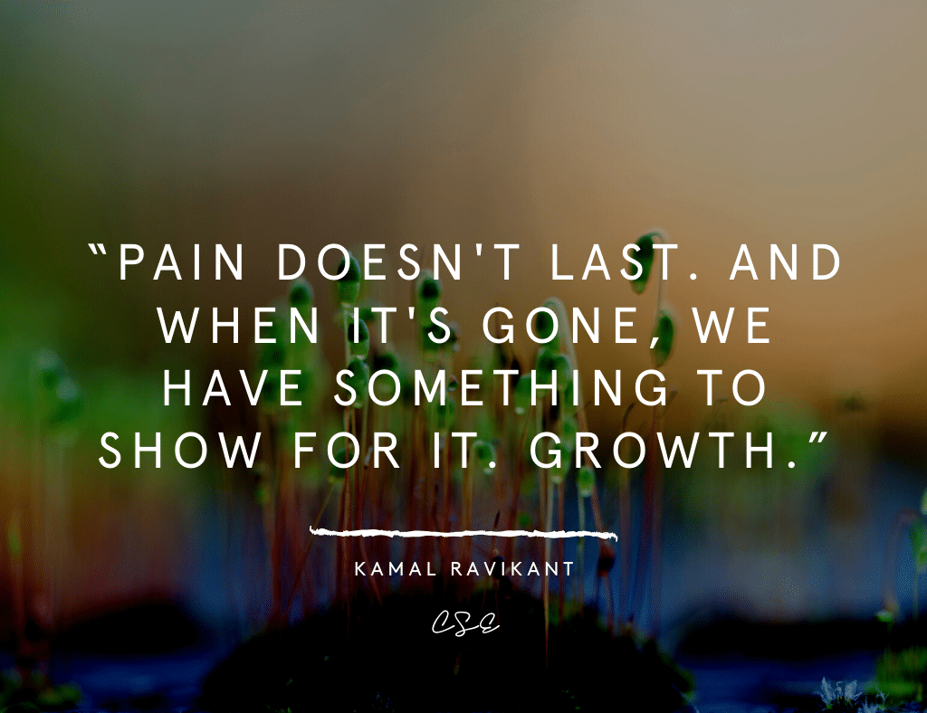 Music, Quotes & Coffee - picture of a quote by  Kaval about growth